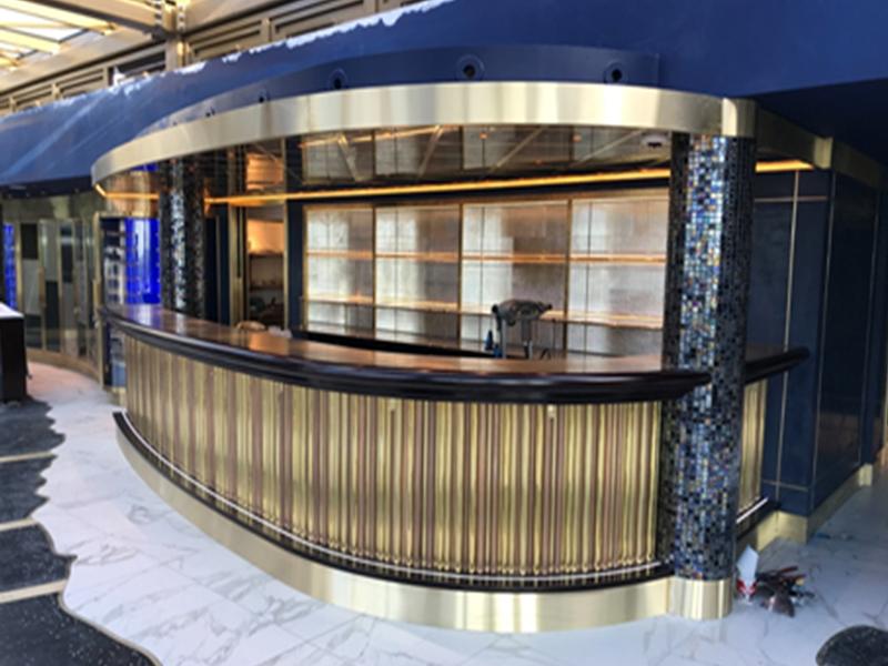 Brass Reception Battersea